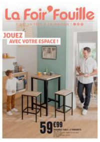 Prospectus La Foir'Fouille : La Foir'Fouille  Catalogue