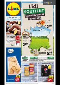 Prospectus Lidl DELLE : Catalogue de la semaine