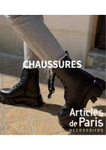 Prospectus Articles de Paris : Chaussures