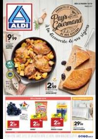 Prospectus Aldi Audincourt : Catalogue Aldi