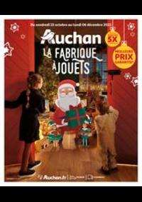 Prospectus Auchan Mulhouse : La fabrique à jouets!