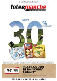 Prospectus Intermarché Super Bondy : GEN OCTOBRE 1