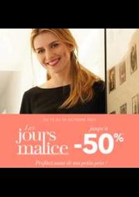 Prospectus Grain de Malice Thonon-les-Bains : Promotion
