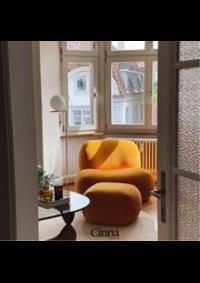 Prospectus CINNA PARIS : Nouveautes
