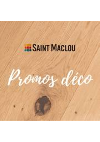Prospectus Saint Maclou École-Valentin : Promos Déco
