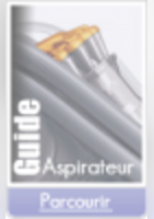 Guide aspirateur - Conforama
