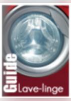 Guide lave-linge - Conforama